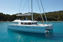 Catamaran charter in Croatia