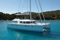 Catamaran charter in Croatia